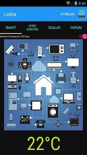 LAES Lodos Akıllı Ev Sistemleri - náhled