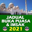 Waktu Berbuka Puasa & Imsak 2021 icon