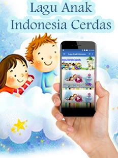 Lagu Anak Indonesia Cerdas - náhled