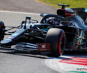 """Lewis Hamilton na positieve coronatest: """"Enorm jammer dat ik komend weekend niet kan racen"""""""