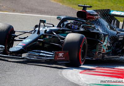 Polepositie én nieuw baanrecord voor Lewis Hamilton, Ferrari's blameren zich in Italië