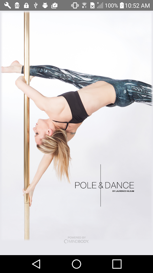 Pole & Dance Studios – Capture d'écran