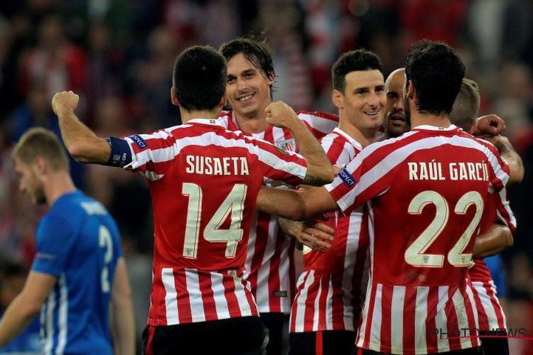 L'Athletic Bilbao renverse La Corogne