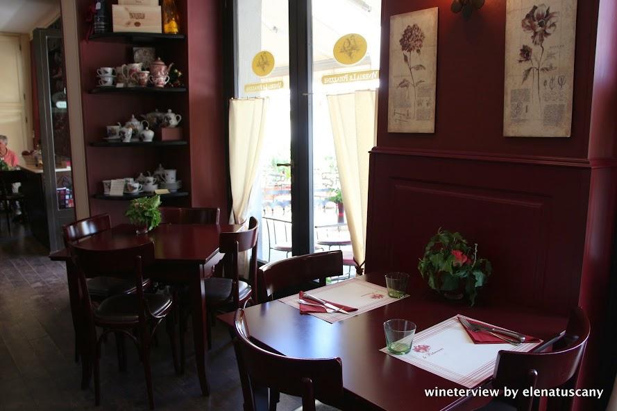 vineria le potazzine, montalcino ristorante, restaurant montalcino