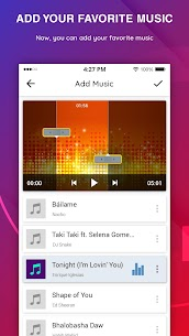Music Bit Wave – Particle.ly Video Status Maker 3