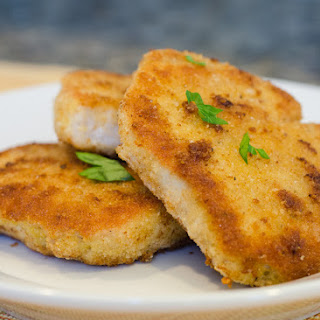 Crispy Breaded Pork Chops.