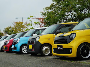 N-ONE  powered by HIROSHI 黄色のカスタム事例画像 ひろし。さんの2020年10月08日10:38の投稿
