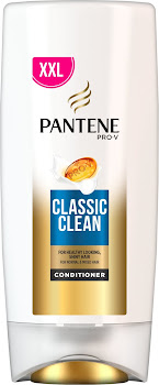 Pantene Pro-V Conditioner - Classic Clean, for All Hair Type, 700ml