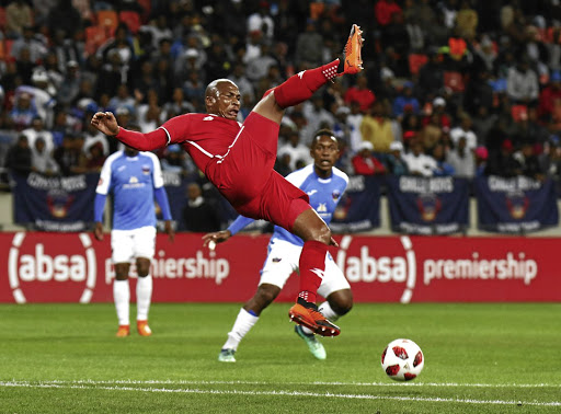 Free State Stars skipper Paulus Masehe cautions teammates against a wounded Orlando Pirates, who they face in the league tomorrow.