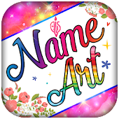 Name Art & Name Live Wallpaper