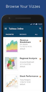 Tableau Mobile- screenshot thumbnail