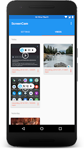 ScreenCam Screen Recorder 1 7 2 APK for Android