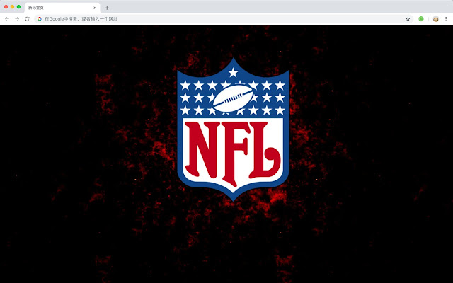 American Football League HD New Tabs Theme