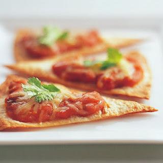 Tortilla Nacho Bites