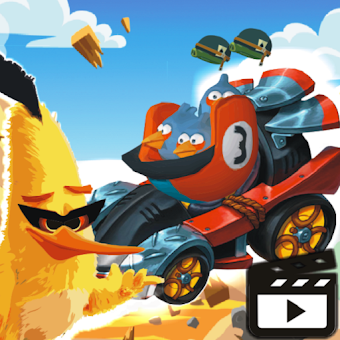 Guide for (VIDEO) Angry birds go