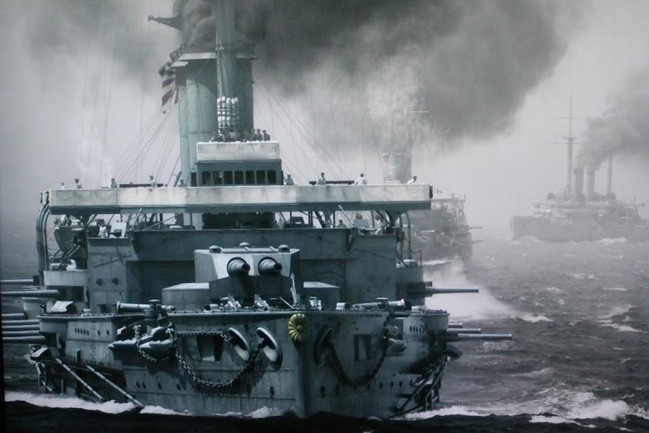 走進「坂上之雲」的歷史場景--三笠號紀念艦 Mikasa Museum @ 克莉絲汀與小牛的部落格 :: 痞客邦