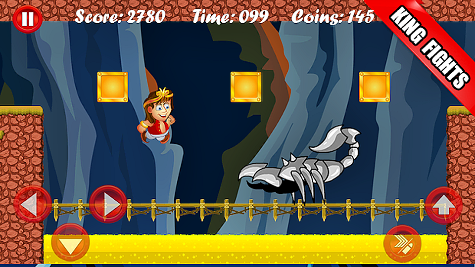 Jungle Castle Run X screenshot 12