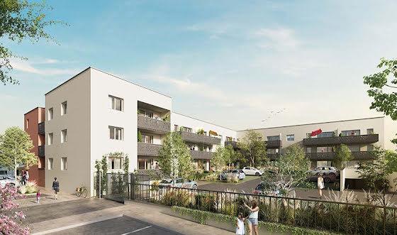 Vente appartement 2 pièces 39,91 m2