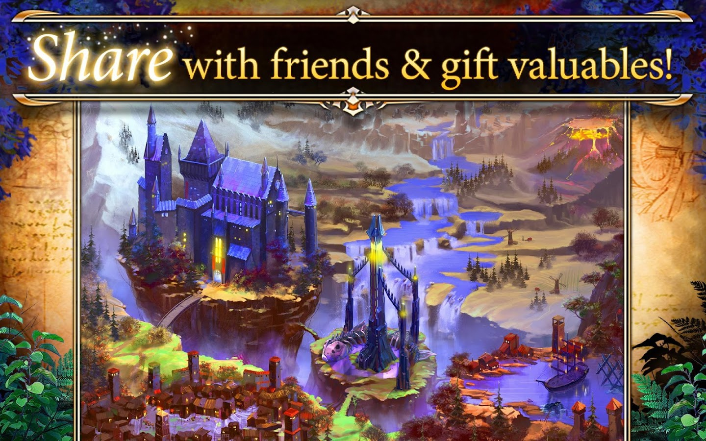 Midnight Castle: Hidden Object- screenshot