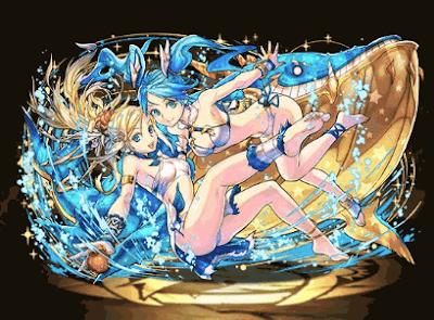 夏空の双星神・イズン&イズーナ