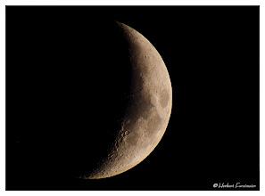 Photo: Zunehmender Mond / Luna  Datum und Uhrzeit (Original)2012:05:26 21:19:19