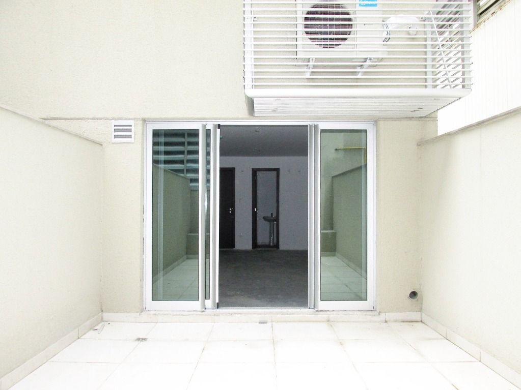 PLAZA CORPORATE Excelente Sala com terraço - Centro