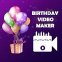 Birthdate Video Maker icon