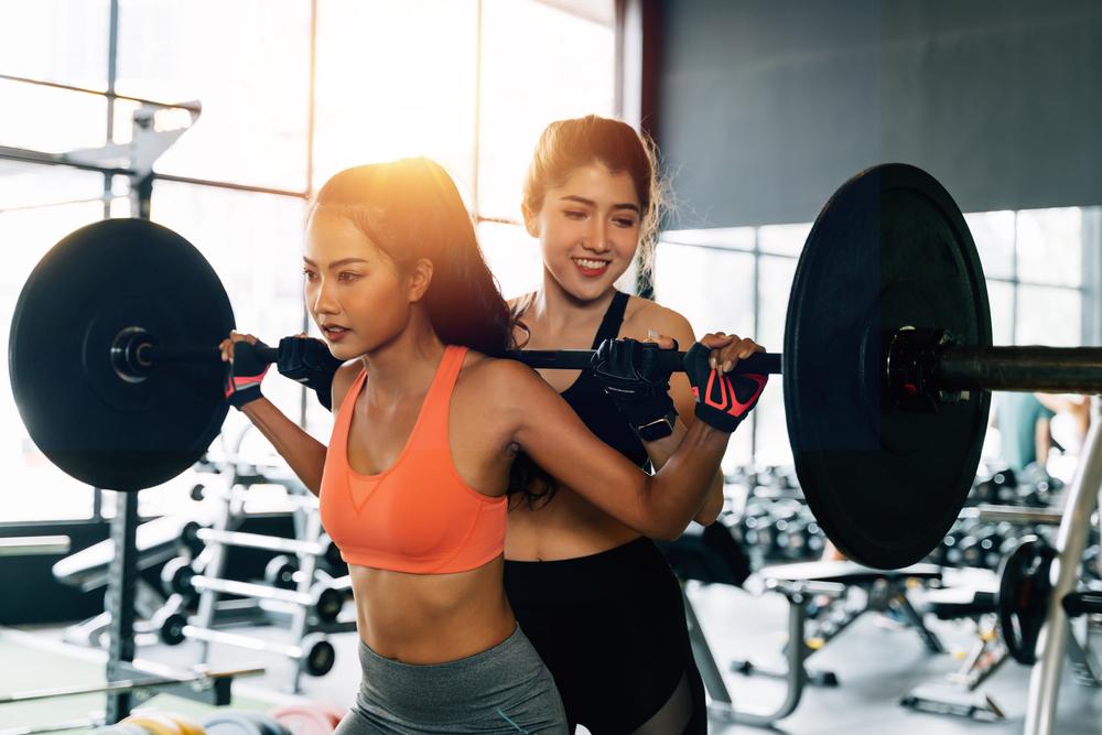 Orientação profissional é importante ao optar por uma das estratégias de treino. (Fonte: Shutterstock)