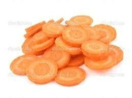 Cook the carrots in boiling water till soft, about 20 minutes.
