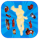 Super Heroes Puzzles - Wooden Jigsaw Puzzles