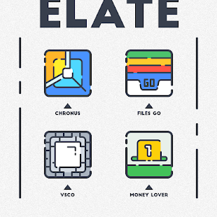 ELATE - ICON PACK (SALE!) Screenshot