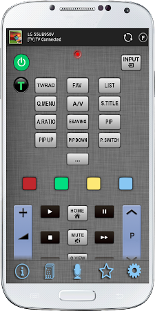 TV Remote for LG 1.20 screenshot 639700