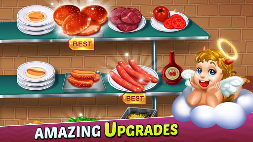 Kitchen Craze: Master Chef Cooking Game 1.6 screenshots 2