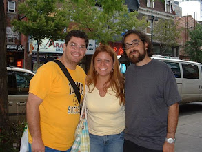 Photo: Nos reunimos con el primo segundo de Ale: Alfredo