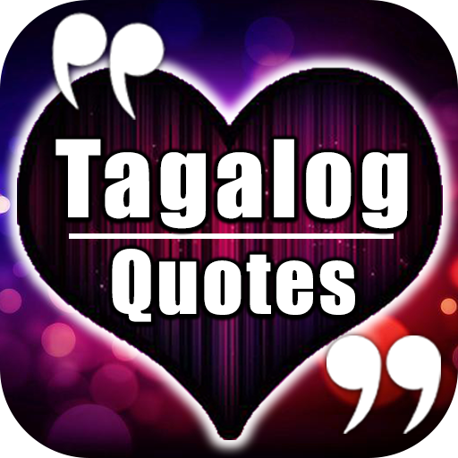Tagalog, Hugot, Pinoy & Bisaya Love Quotes Editor - Apps on