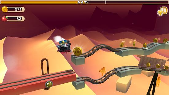 Bacon Escape Screenshot