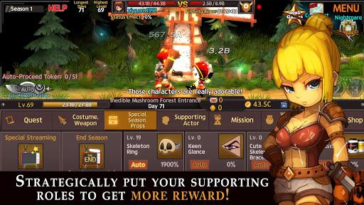 Hero TV : Idle RPG screenshot 3