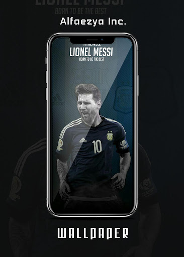 Messi Wallpapers HD 4K 3.1 screenshots 3