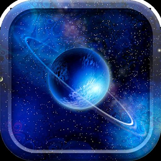 Galaxy Live Wallpaper