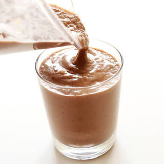Chocolate Chia Recovery Drink.