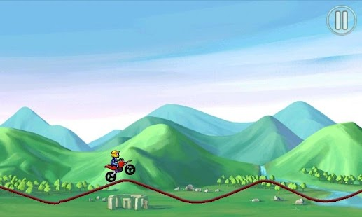 Bike Race Pro by T. F. Games Screenshot