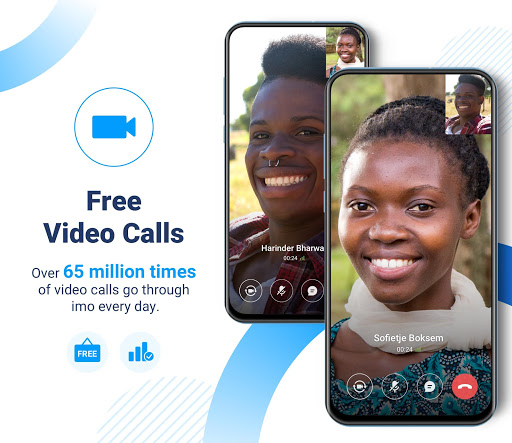 imo Lite - New2020 Superfast Free calls & just 4MB Apk 2
