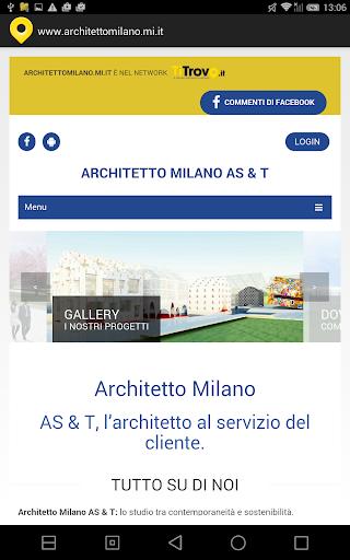Architetto Milano Mi