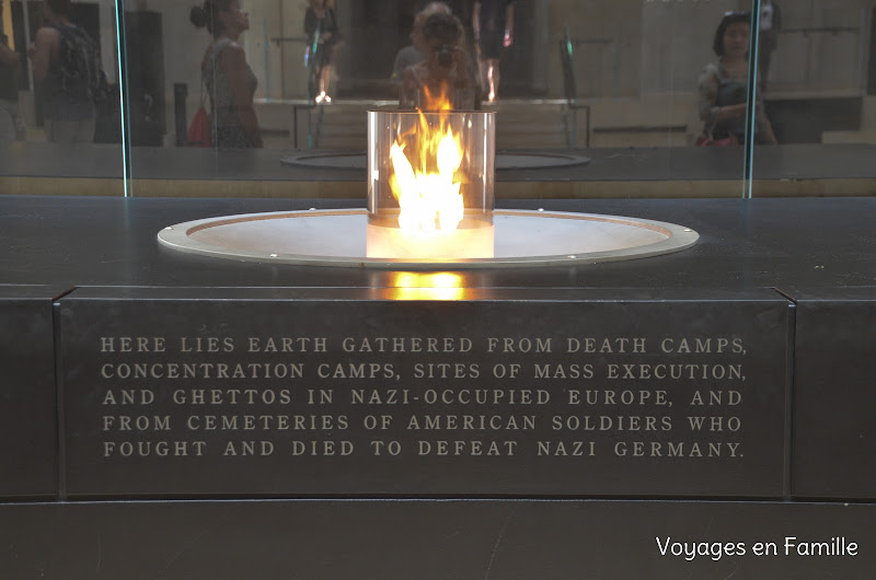 Hall of remembrance - Holocaust museum