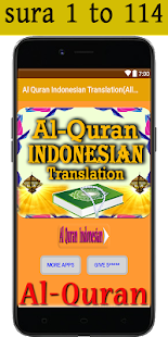 Al Quran Indonesian Translation(All Collection) - náhled