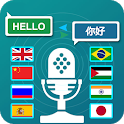 Voice Translator : Translate voice, picture, text icon