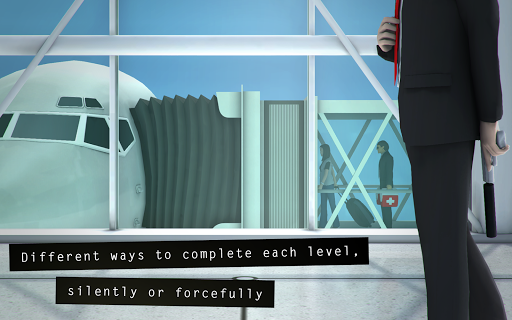 Hitman GO - screenshot