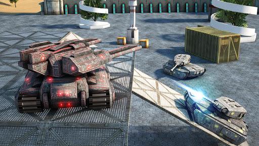 Tank Future Force 2050 1.5 screenshots 10