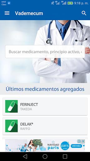 Vademecum Paraguay 1.0.4 screenshots 2