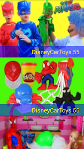 DisneyCarToys screenshot 3